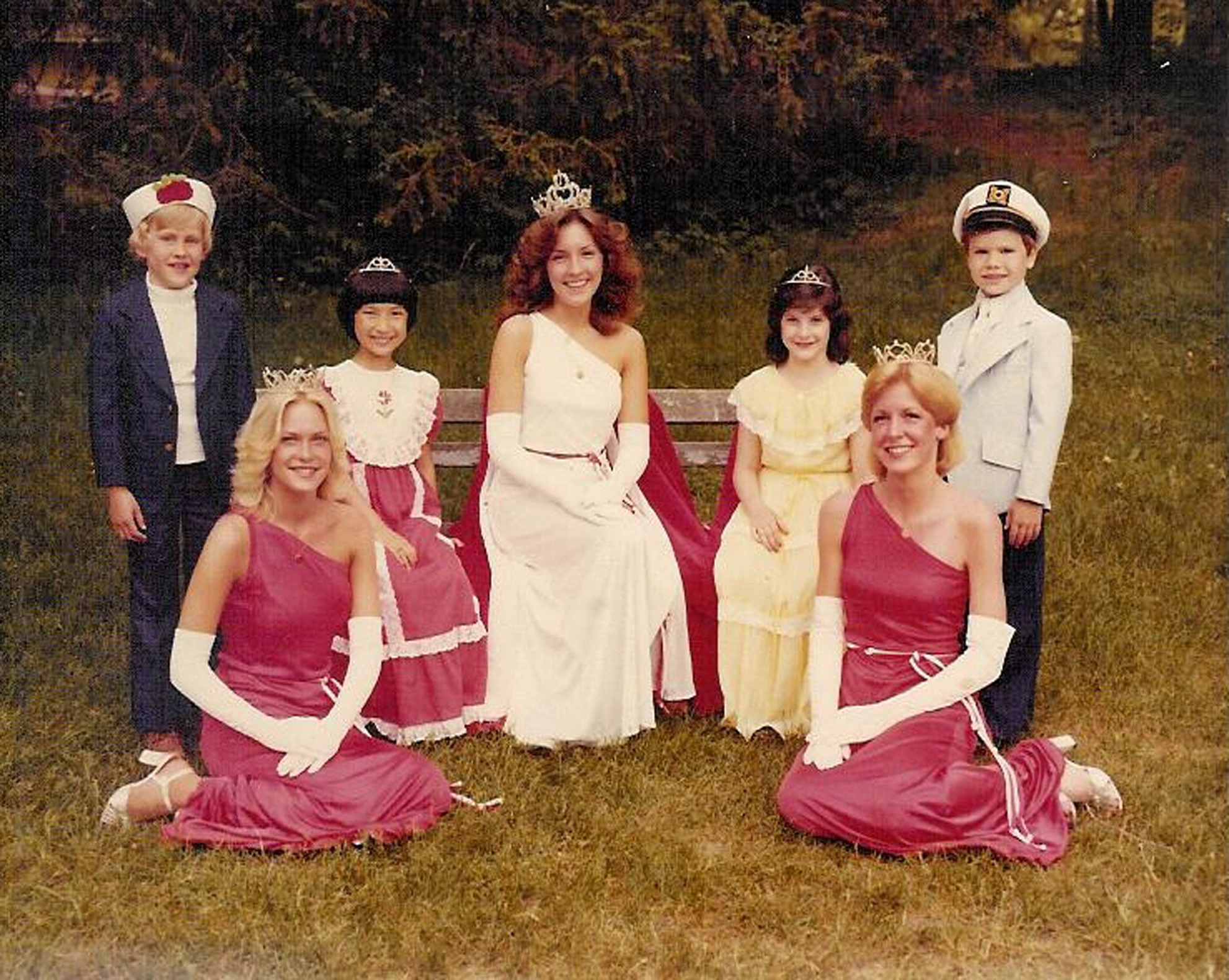 1978-1979 Royal Family photo
