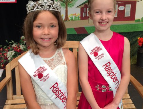 Junior Royalty Named for 2016-17 Royal Family