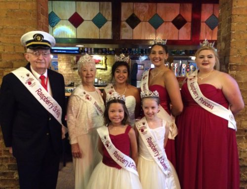 Royal Family Named for 2016-2017 Hopkins Raspberry Festival