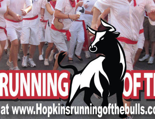 Hopkins Running of the Bulls
