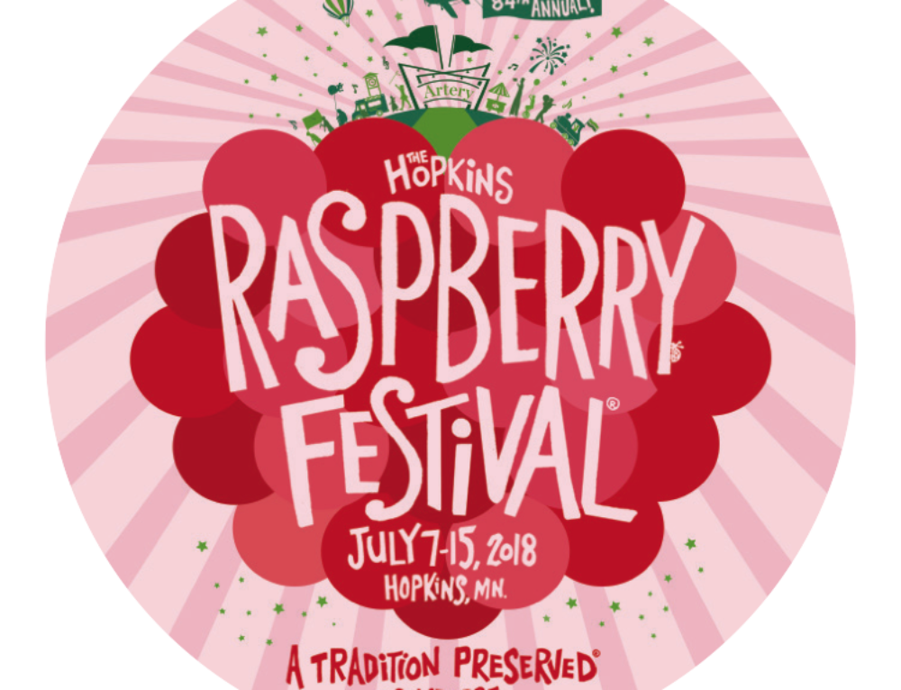 Hopkins Raspberry Festival Featured on Resorts and Lodges Travel Site