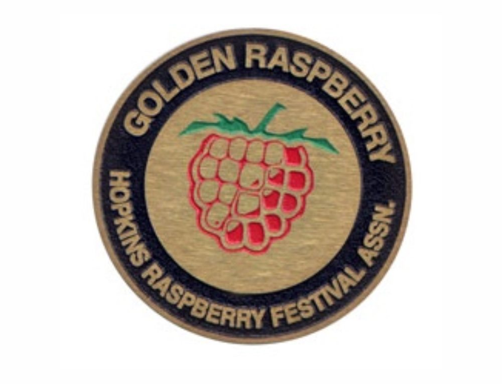 Golden Raspberry Clue #3